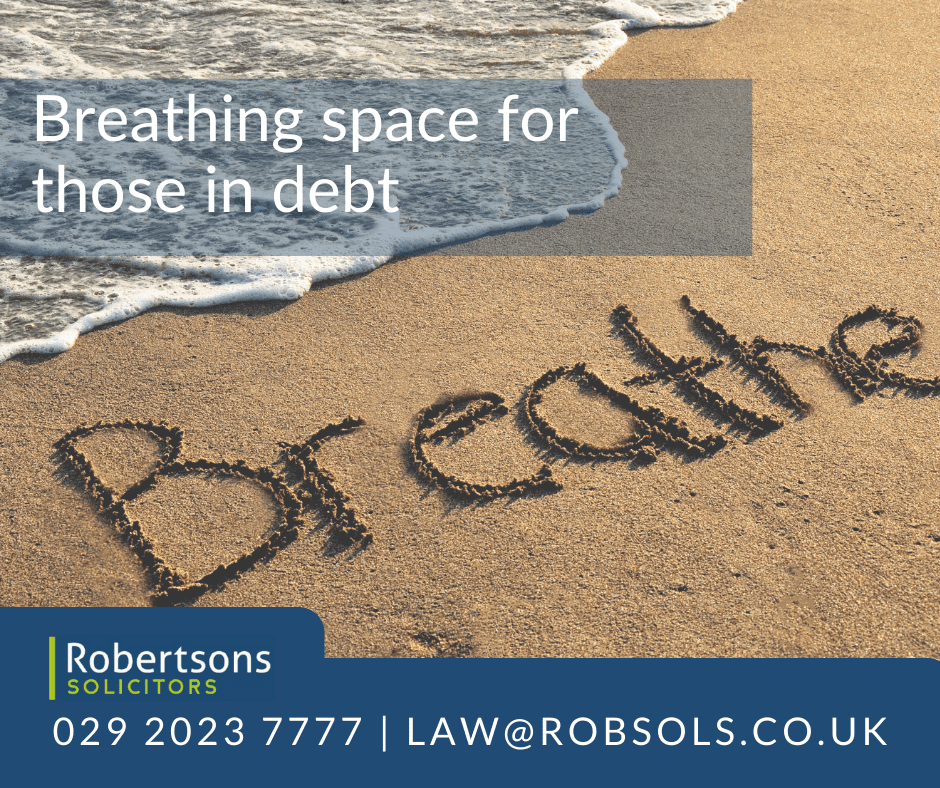 In Debt? A consultation is planned on giving you more breathing space