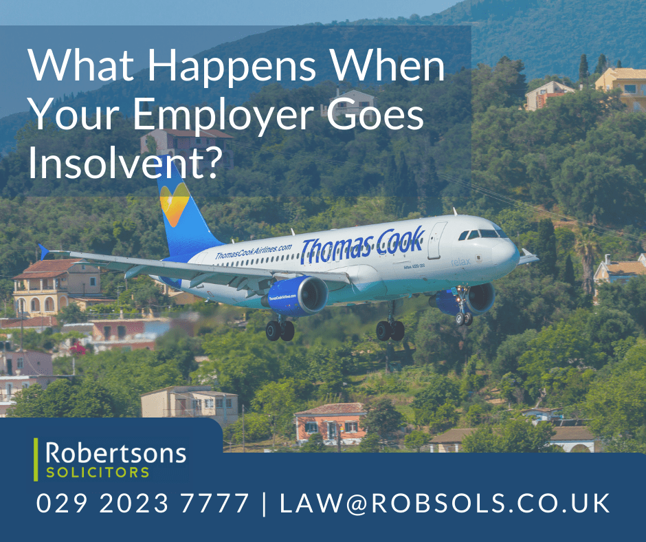 What Happens When Your Employer Goes Insolvent?