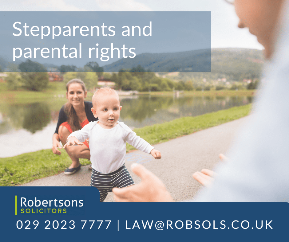 Do step-parents have parental rights over their step-children?