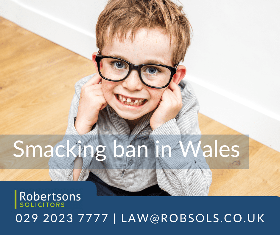What does the smacking ban in Wales mean for parents?