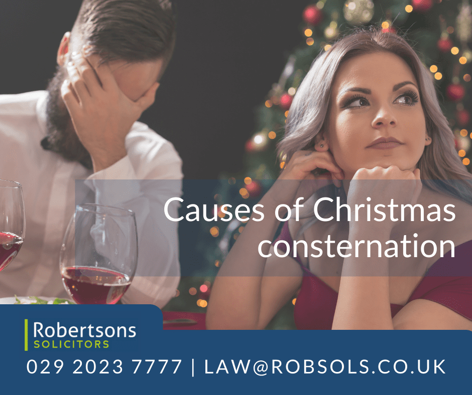 Common Causes of Christmas Consternation