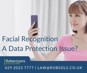 Automated Facial Recognition Software – a data protection issue?