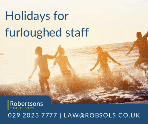 Furloughed staff – to holiday or not to holiday?