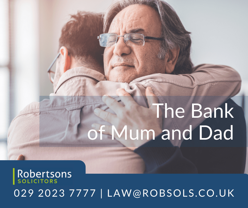 Understanding the Bank of Mum and Dad