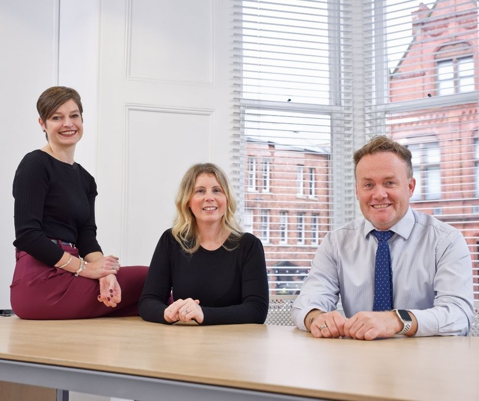 Robertsons Solicitors appoints 3 new directors