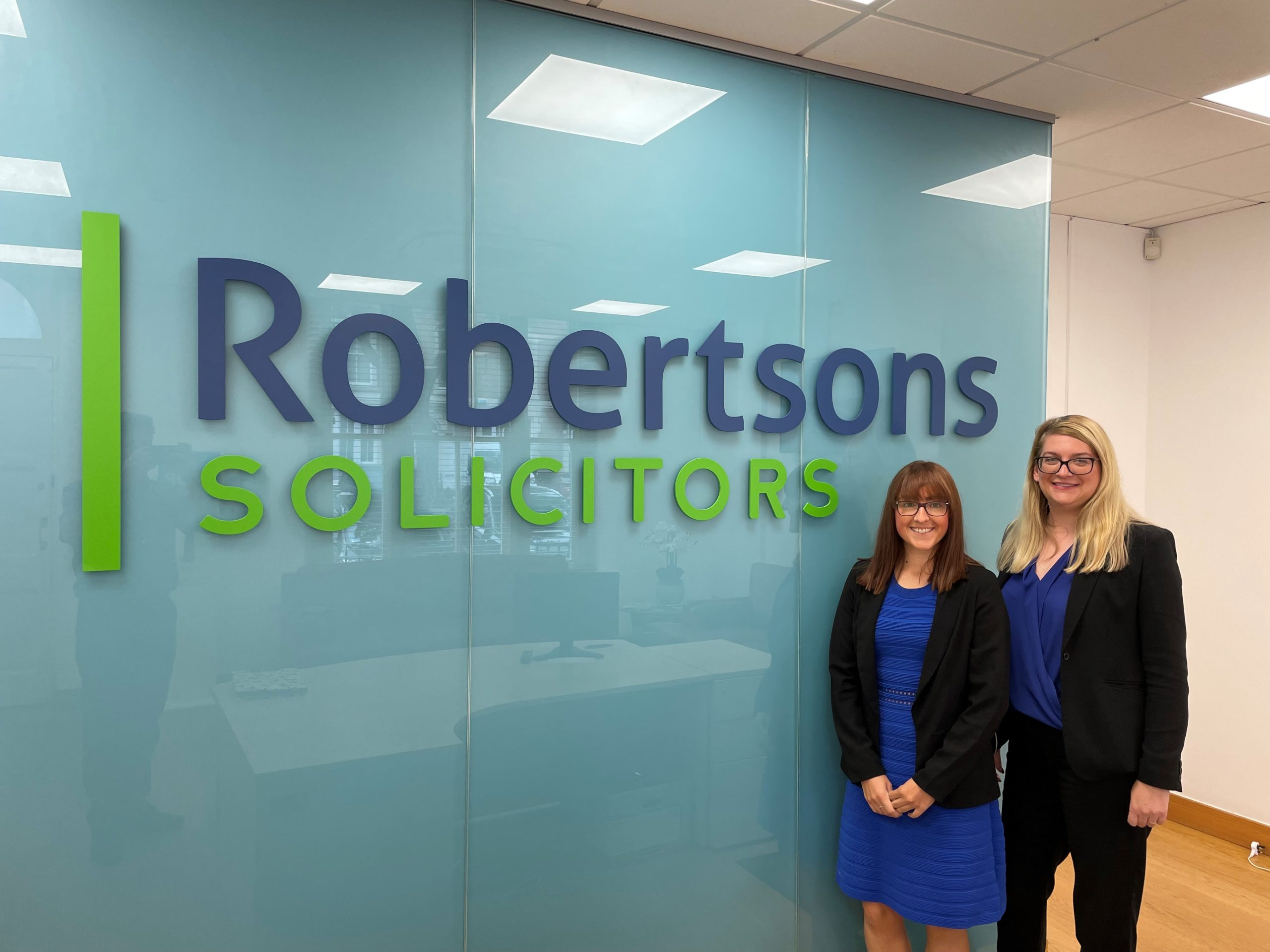 Robertsons Solicitors set to support Will Aid for a third year.
